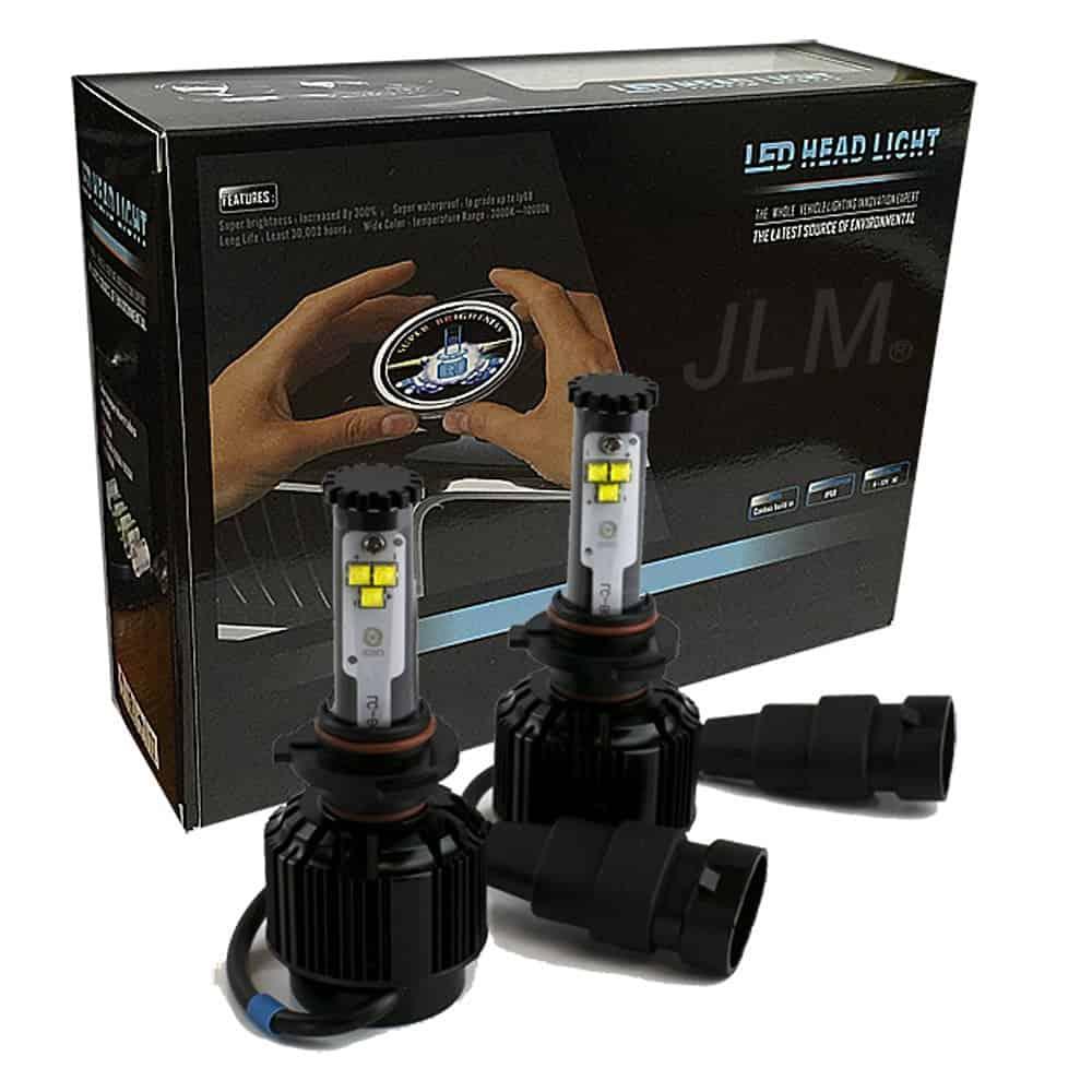 JLM 9006/hb4 6000K LED Headlight Conversion Kit 60W 6000LM CREE w/Heat Sink Daylight