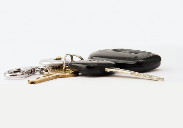 Car's keyfob