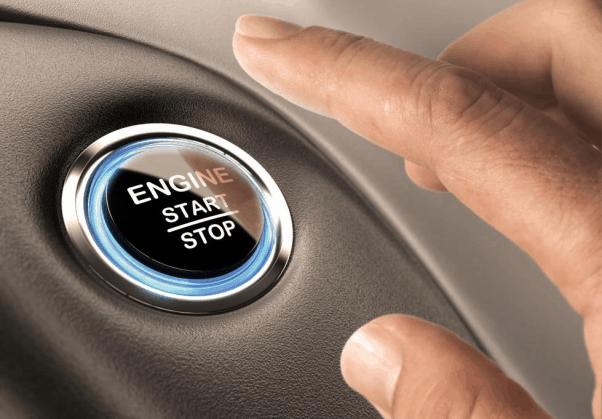 Push-button transmission cars