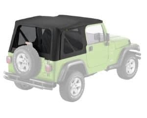 Pavement Ends 51148-35 Replay Soft Top for Jeep