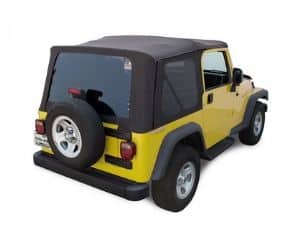 Sierra Offroad Factory Style Jeep Soft Top