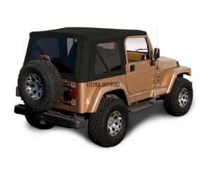 Sierra Offroad Jeep Wrangler Soft Top