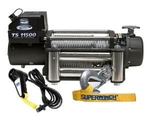 Superwinch Tiger Shark Winch for Jeep