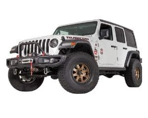 WARN Jeep Rubicon Front Bumper