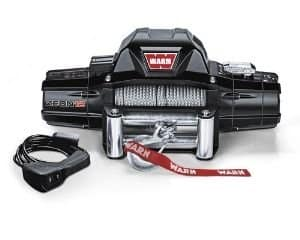 Warn ZEON Winch for Jeep
