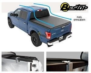 Bestop EZ-Roll Tonneau Cover for Ford F150