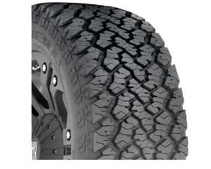 General Grabber AT2 Radial Tire for Jeep Wrangler