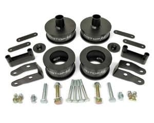 MotoFab Rear Full Jeep Wrangler Lift Kit