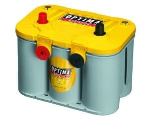 Optima 8014-045 YellowTop Battery for Ford F150