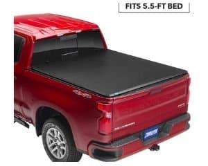 Tonno Pro Tri-Fold Tonneau Cover for Ford F150