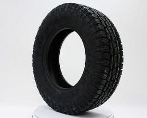 Toyo Open Country A_T II Radial Tire for Jeep Wrangler