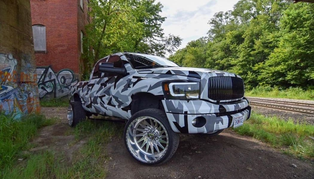 How Much Does it Cost to Wrap a Truck? | Project Drivein