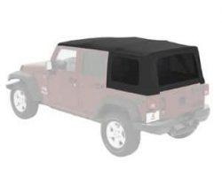 Bestop Supertop NX Jeep Soft Top