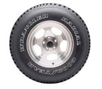 Goodyear Wrangler Radial Tire for Jeep