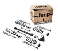 Mopar Jeep Wrangler Lift Kit for Jeep Wrangler