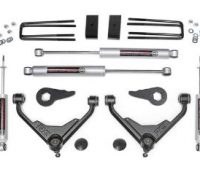 Rough Country 8596N2 Lift KIt with Shocks for Chevy Silverado