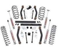 Rough Country 907S Lift Kit for Jeep Wrangler